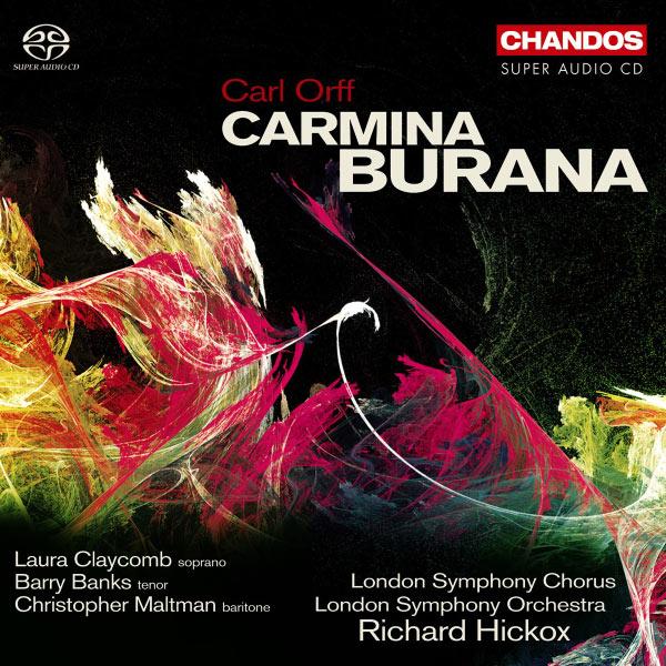 Richard Hickox - Carl Orff : Carmina Burana