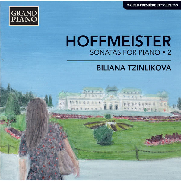 Biliana Tzinlikova - Hoffmeister: Sonatas for Piano, Vol. 2
