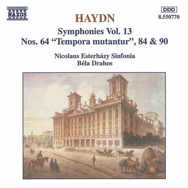 Nicolaus Esterhazy Sinfonia - Symphonies (Volume 13)