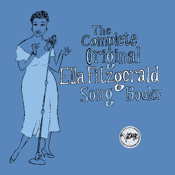 Ella Fitzgerald - The Complete Original Song Books