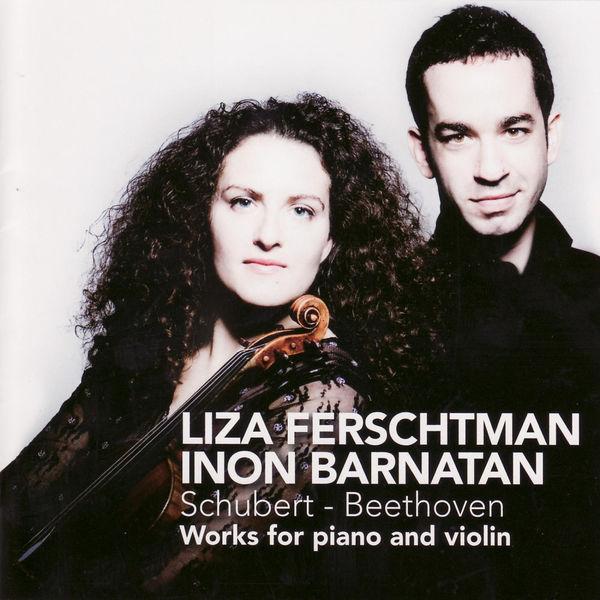 Inon Barnatan - Works for Piano and Violin