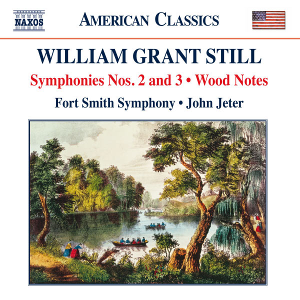 Fort Smith Symphony - Symphonies n°2 et n°3 - Wood Notes