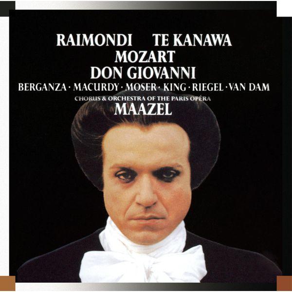 Lorin Maazel - Mozart:  Don Giovanni, K. 527