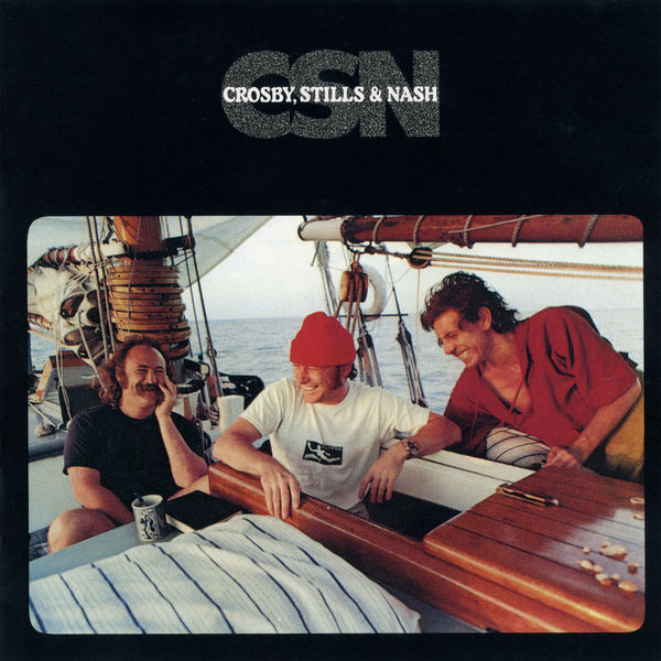 Crosby, Stills & Nash - CSN (Édition StudioMasters)
