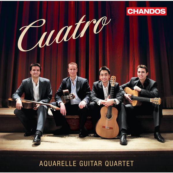 Aquarelle Guitar Quartet - Cuatro