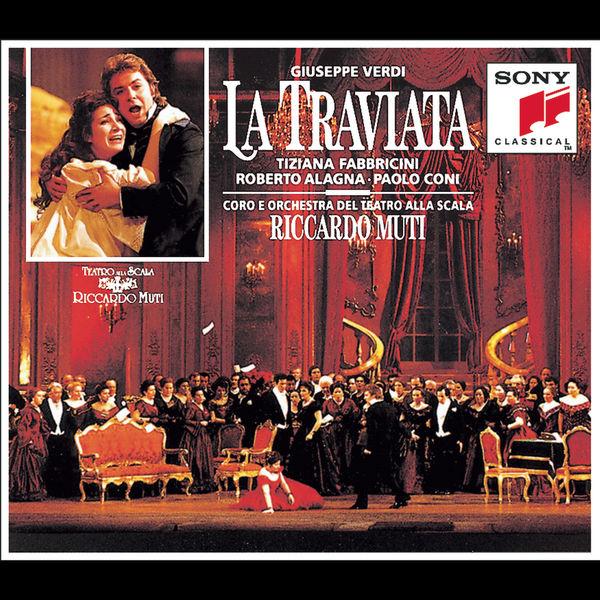 Orchestra del Teatro alla Scala, Coro del Teatro alla Scala - Verdi: La Traviata