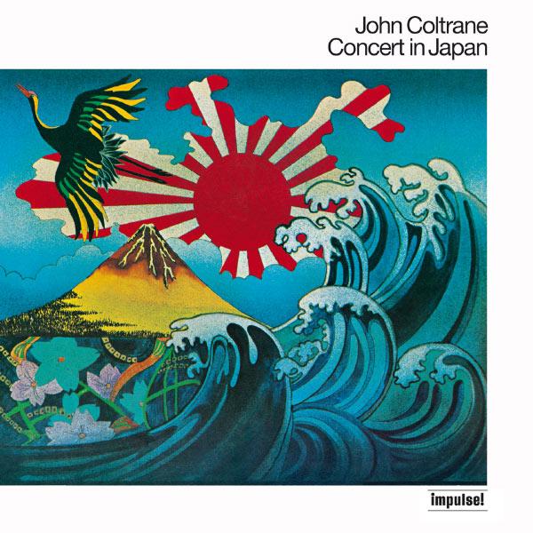 John Coltrane - Concert In Japan