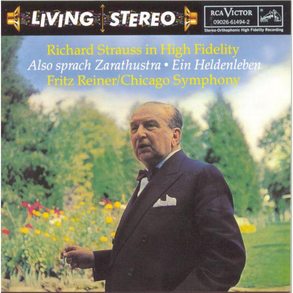 Fritz Reiner - Richard Strauss In High Fidelity