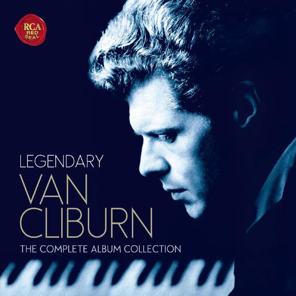 Van Cliburn - Van Cliburn - Complete Album Collection