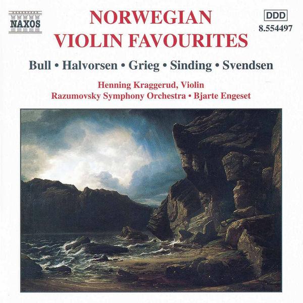 Henning Kraggerud - Norwegian Violin Favourites