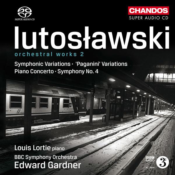 Louis Lortie - Witold Lutoslawski (Volume 2) : Œuvres orchestrales