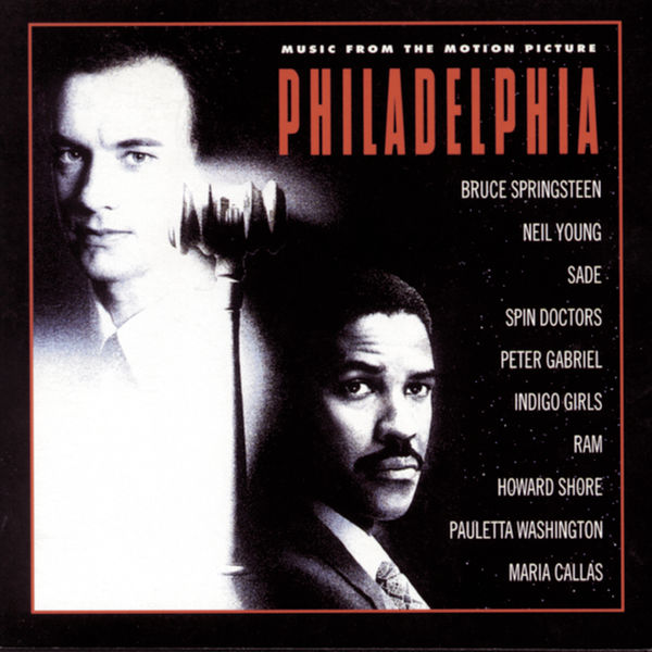 "Original Soundtrack - Bande Originale du film ""Philadelphia"" (Jonathan Demme, 1993)"