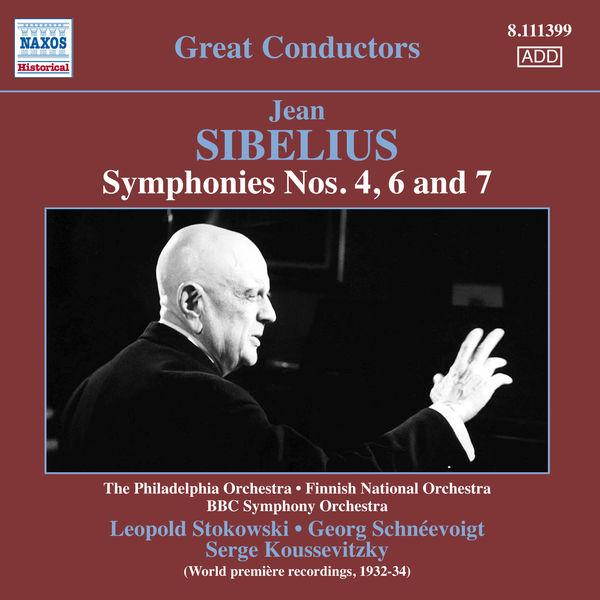 Léopold Stokowski - Symphonies n°4, n°6 et n°7