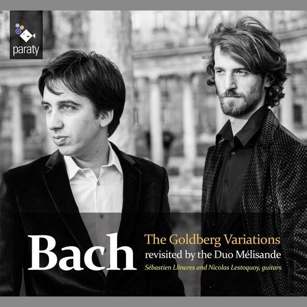 Duo Mélisande - Johann Sebastian Bach : The Goldberg Variations, BWV 988