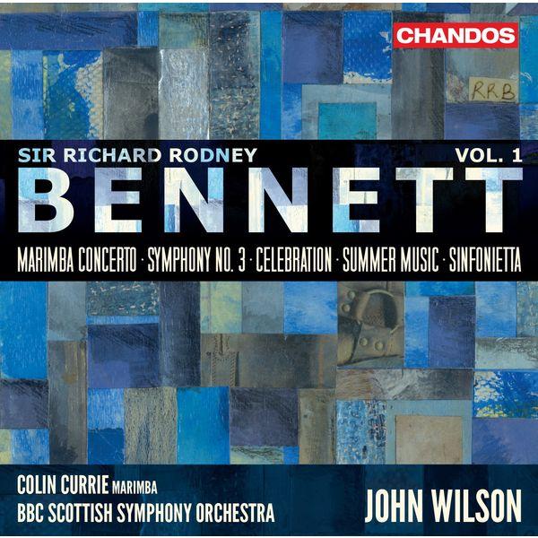 BBC Scottish Symphony Orchestra - Bennett: Orchestral Works, Vol 1