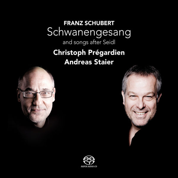 Christoph Prégardien - Schwanengesang and songs after Seidl