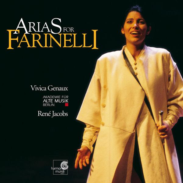 Vivica Genaux - Airs pour Farinelli