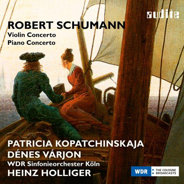 Heinz Holliger - Schumann : Violin Concerto & Piano Concerto