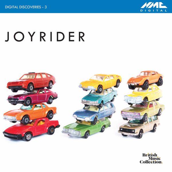 Jonathan Powell - Digital Discoveries, Vol. 3: Joyrider