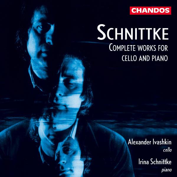 Alexandre Ivashkin - Pièces pour violoncelle et piano