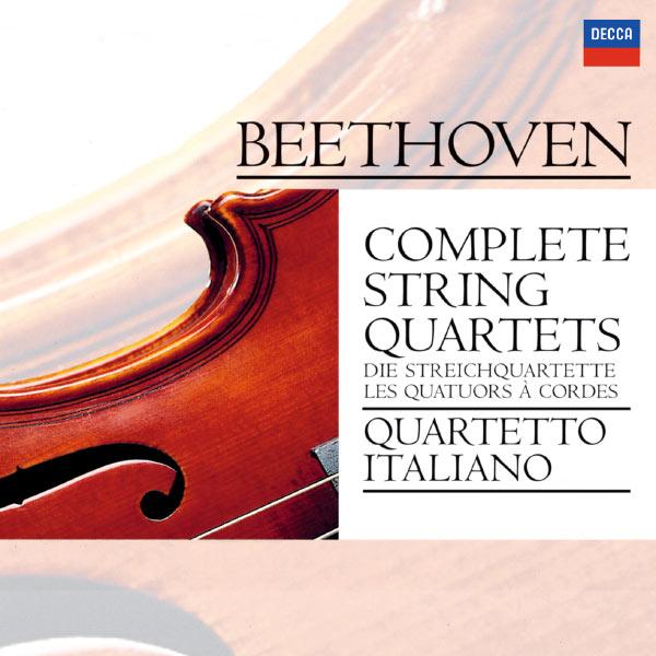 Quartetto Italiano - Beethoven: Complete String Quartets