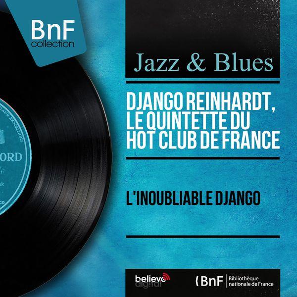 Django Reinhardt - L'inoubliable Django (Mono Version)