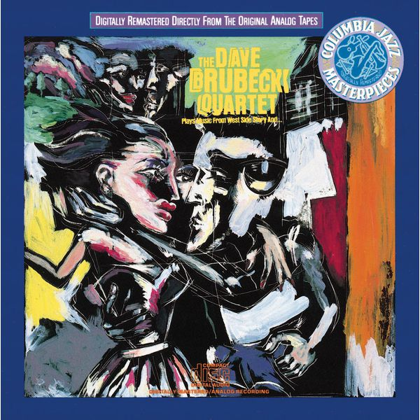 The Dave Brubeck Quartet - Plays Music From 'West Side Story' And...