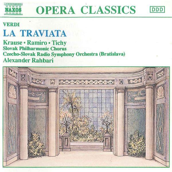 Monika Krause - VERDI: Traviata (La)