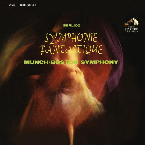 Charles Munch - Berlioz: Symphonie fantastique, Op. 14 (1962 Recording)