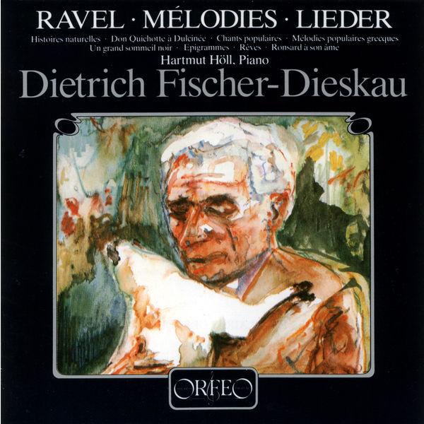 Dietrich Fischer-Dieskau - Ravel: Mélodies