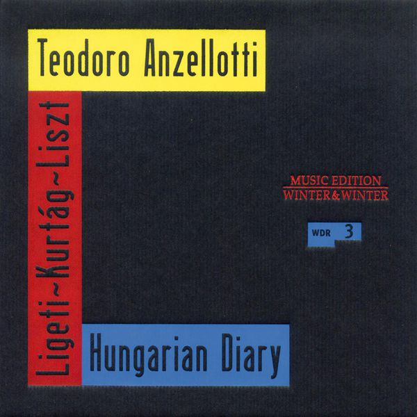 Teodoro Anzellotti - Hungarian Diary