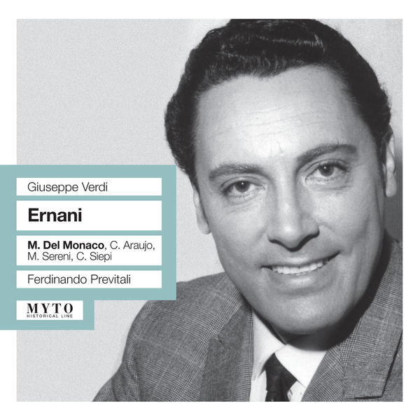 Fernando Previtali - Ernani (Intégrale)