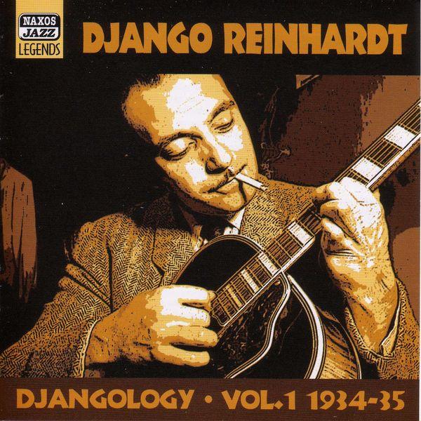 Django Reinhardt - Djangology (1934-1935) (Reinhardt, Vol. 1)