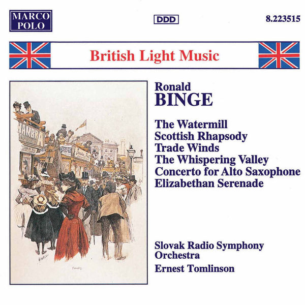 Slovak Radio Symphony Orchestra - British Light Music