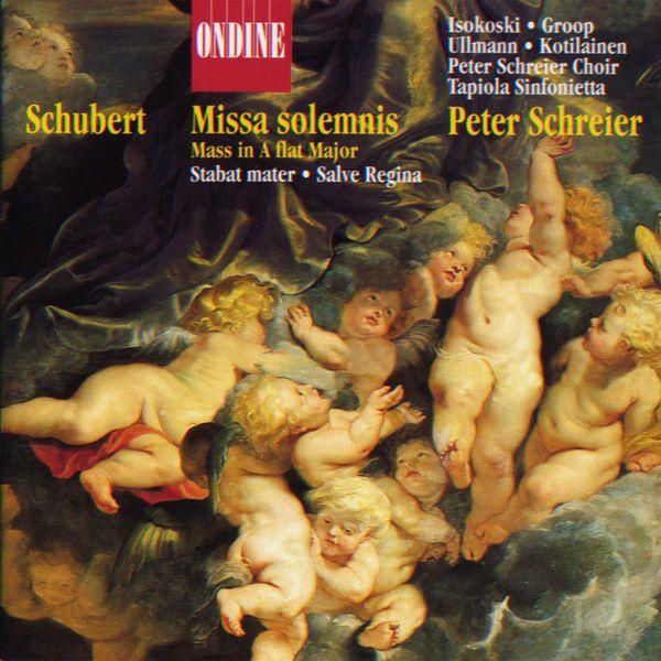 Soile Isokoski - SCHUBERT, F.: Mass No. 5 / Stabat Mater / Salve regina (Schreier)