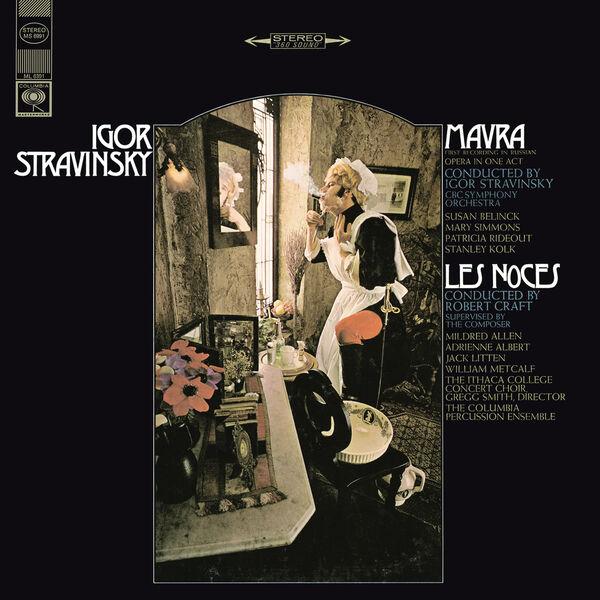 Igor Stravinski - Stravinsky: Mavra & Les Noces