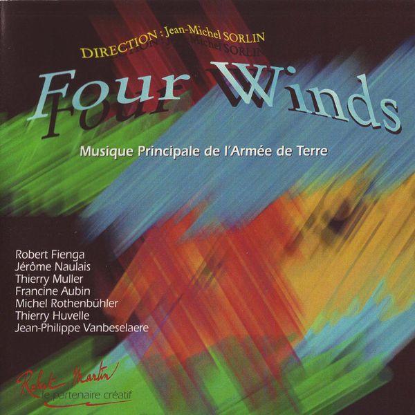 Musique Principale De L'armée De Terre - Four Winds