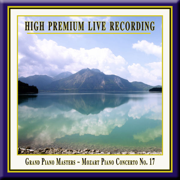 Wolfgang Amadeus Mozart - Mozart: Piano Concerto No. 17 in G Major, K. 453 (Live) - EP