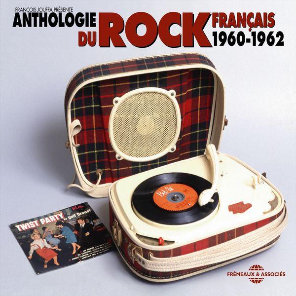 Various Artists - Anthologie du Rock français 1960-1962