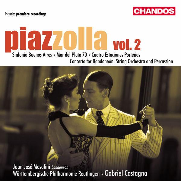 Gabriel Castagna - Œuvres symphoniques (Intégrale, volume 2)