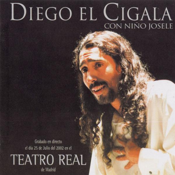 Diego el Cigala - Diego El Cigala Y Niño Josele - Teatro Real