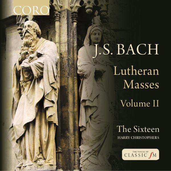 Johann Sebastian Bach - Johann Sebastian Bach : Lutheran Masses, Vol. 2