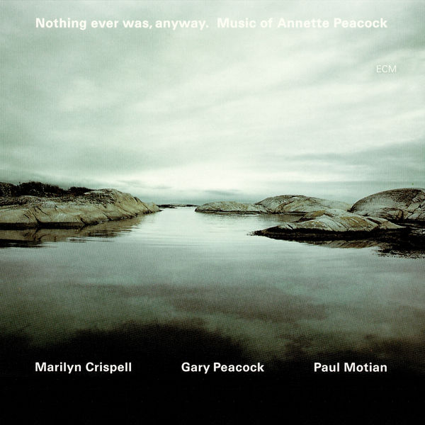 Marilyn Crispell - Nothing Ever Was, Anyway. Music Of Annette Peacock