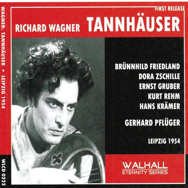 Rundfunk-Sinfonieorchester Leipzig - Richard Wagner : Tannhäuser