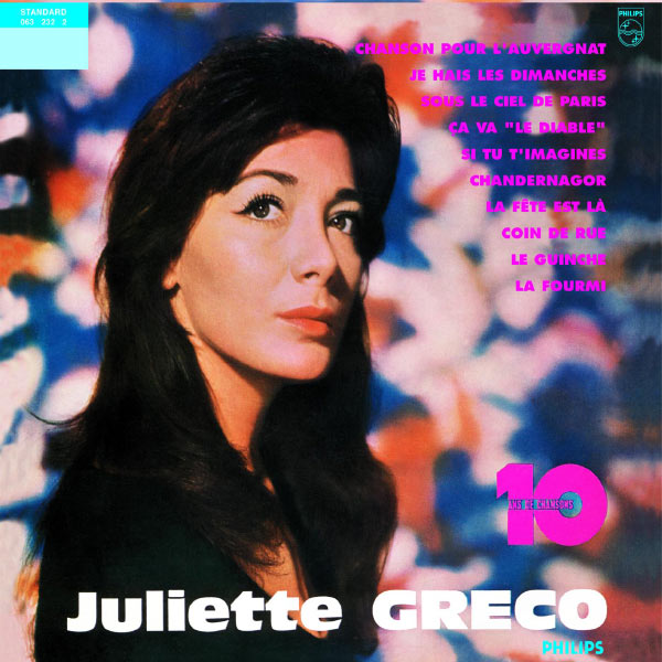 Juliette Gréco - Juliette Gréco