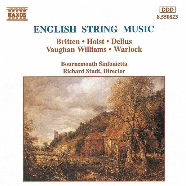 Bournemouth Sinfonietta - English String Music