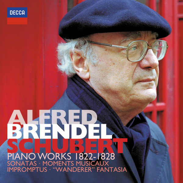 Alfred Brendel - Schubert: Piano Works 1822-1828