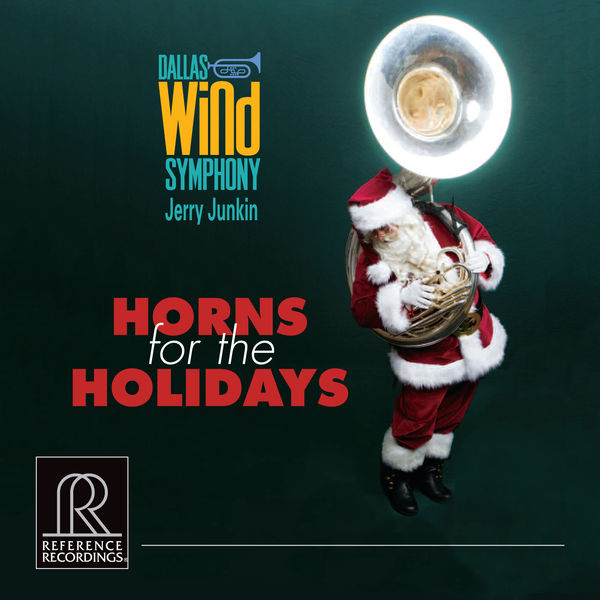 Jerry Junkin - Horns for the Holidays