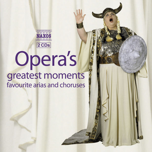 Ľuba Orgonášová - OPERA'S GREATEST MOMENTS