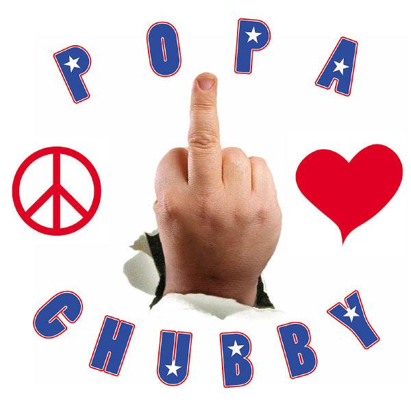 Popa Chubby - Peace, Love & Respect